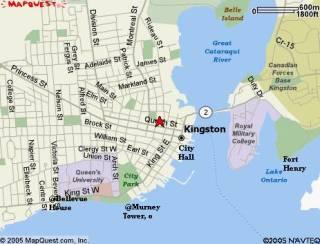 Kingston Ontario The Limestone City